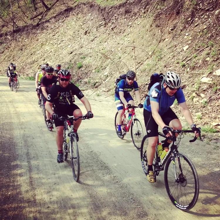 Assault on Currahee Mountain Race - Pursue the Podium