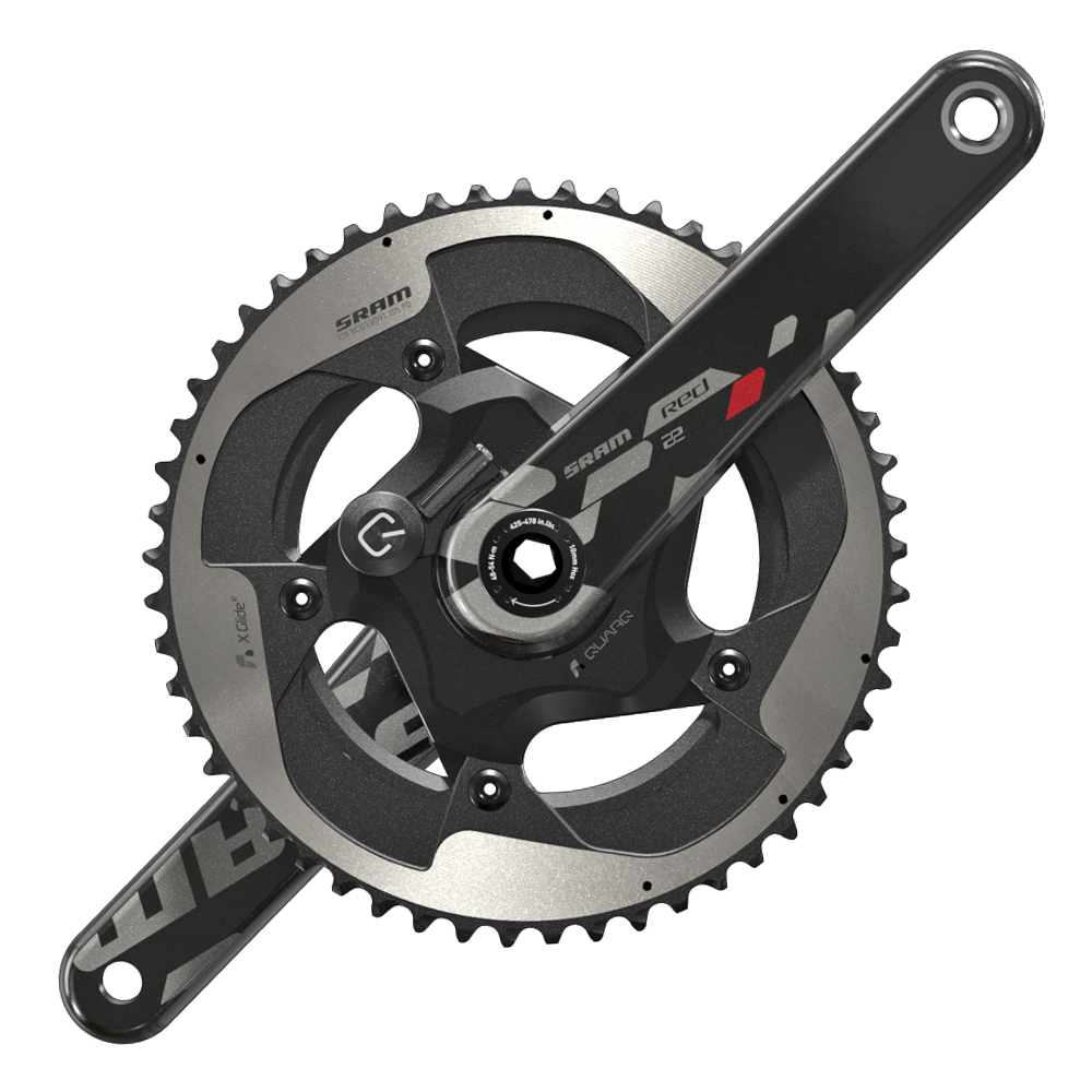 Quarq POWER METER - Pursue the Podium
