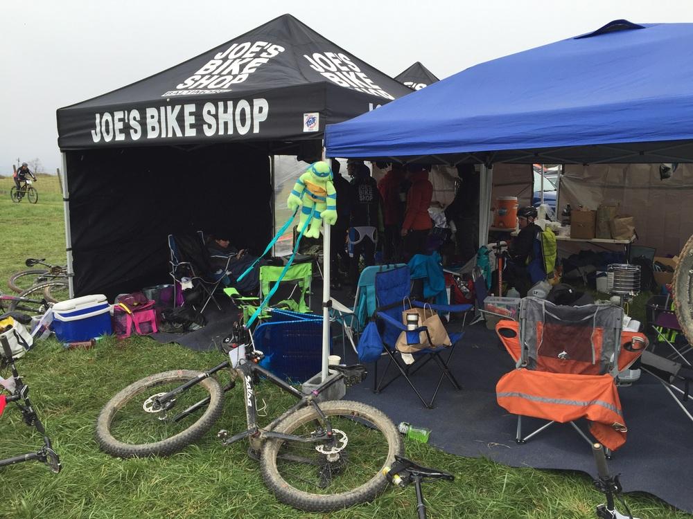 Joes Bike Shop Pit