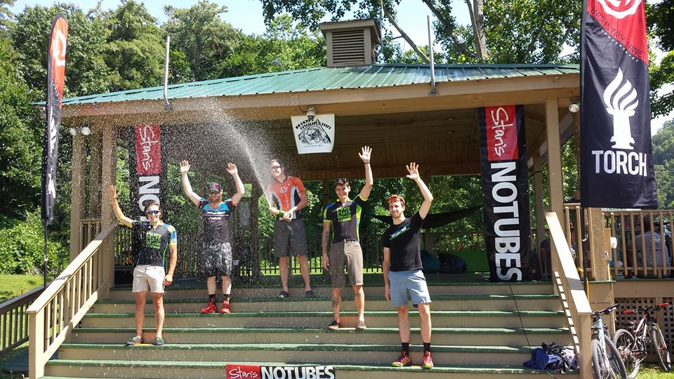 Iron Mountain 100k - Pursue the Podium
