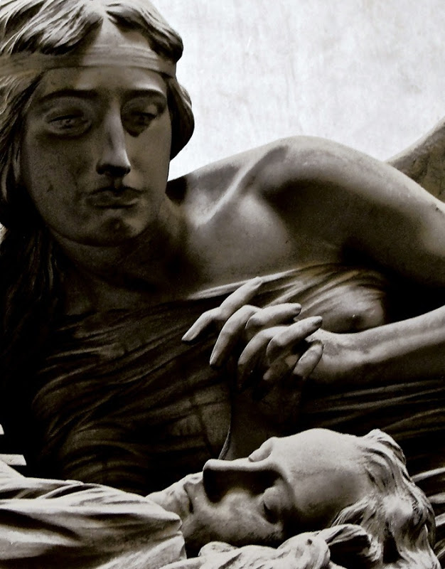 Staglieno Cemetery, Italy