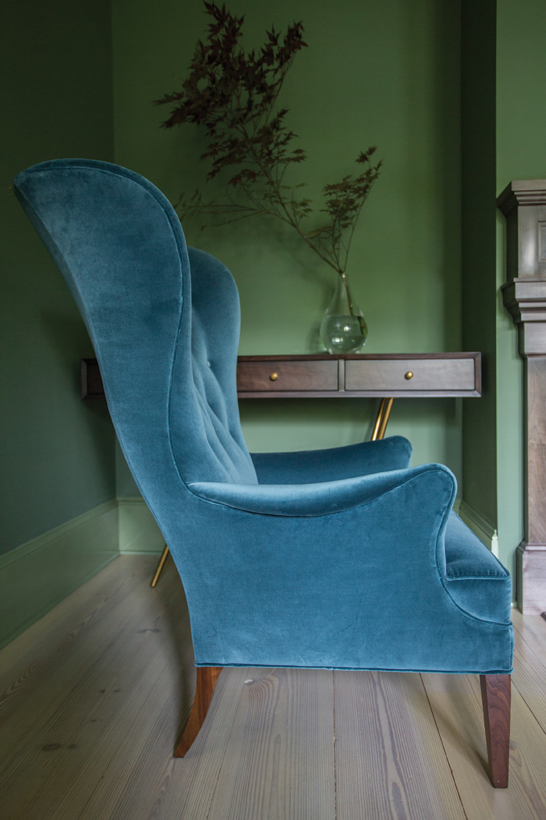 Hable For Hickory Chair