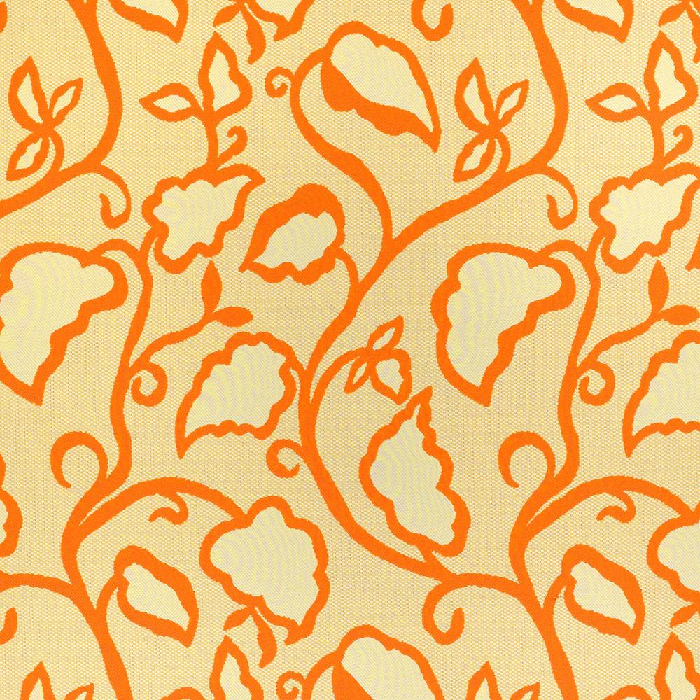 Suzani Tangerine