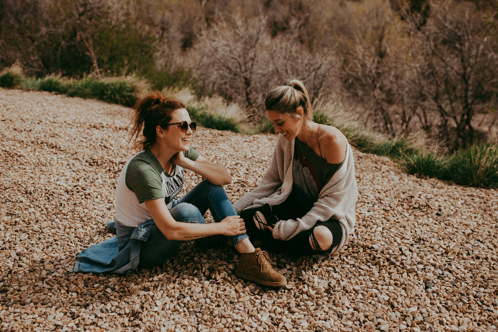 Hi there.We are a team of photographers who shoot weddings, couples and families together.Let us tell your story. - xx Sarah Driscoll & Elise Meader
