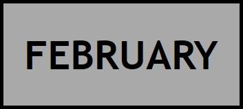 FEBRUARYNEWSLETTER