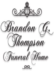 Brandon Thompson Funeral Home
