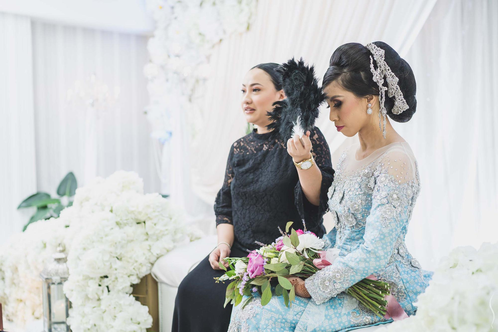 Malay Wedding at Fave on Orchard by Muslim Delights: Airiz & Nurul ...