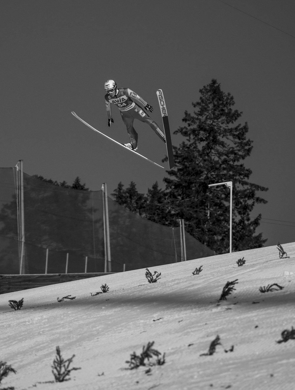 World championship Ski jump Vikersund