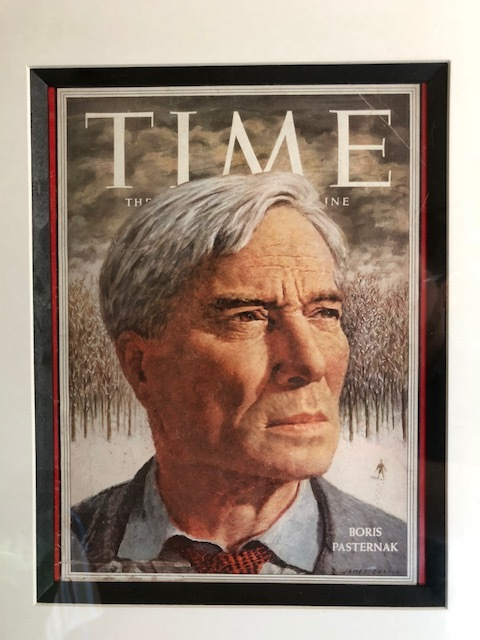 Pasternak TIME cover