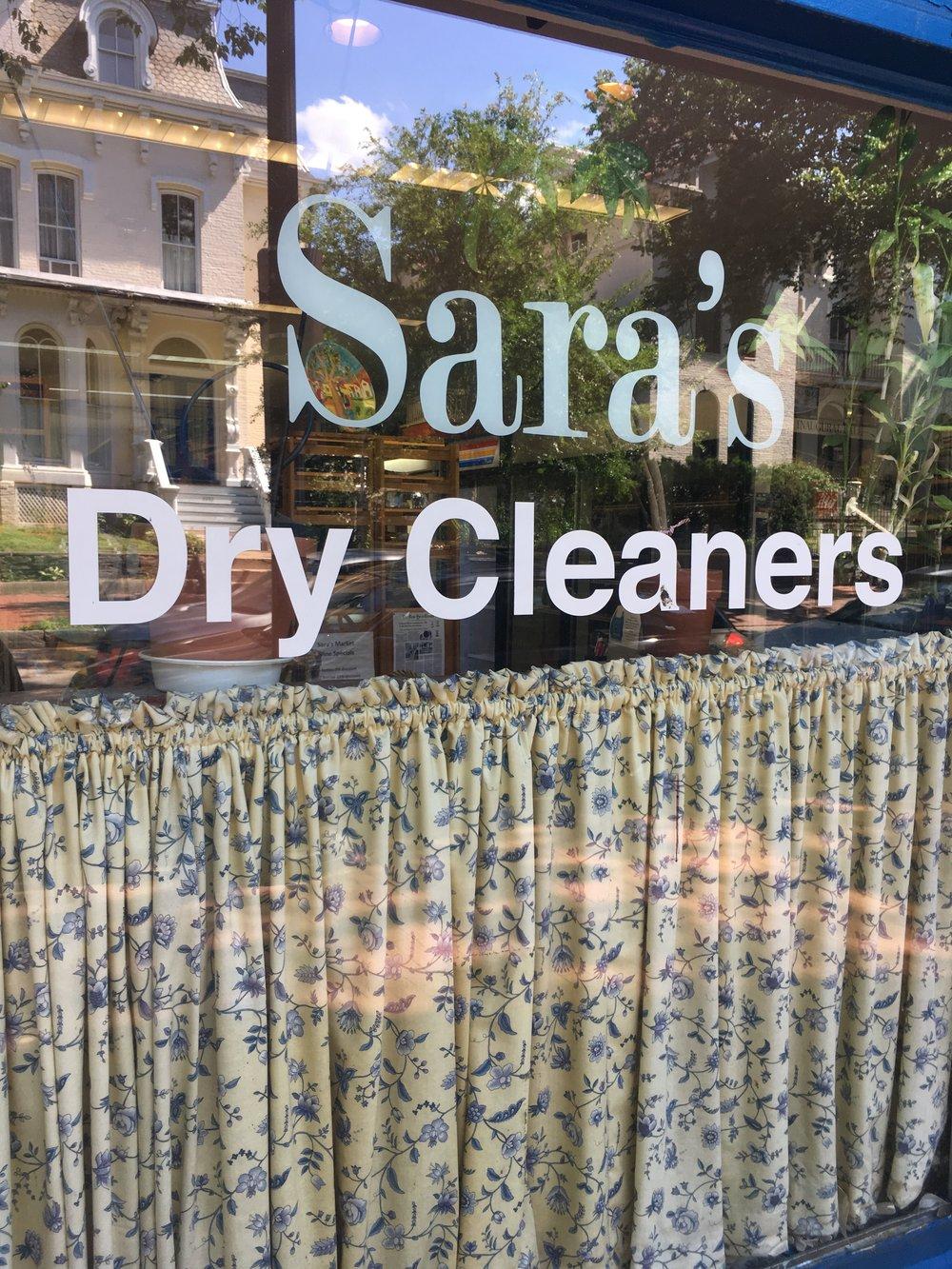 Sara's Dry Cleaners