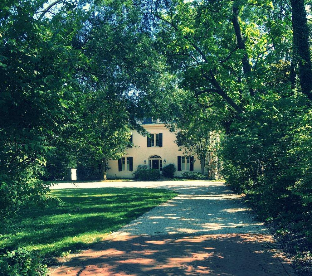 """William """"Wild Bill"""" Donovan's House in Georgetown"""