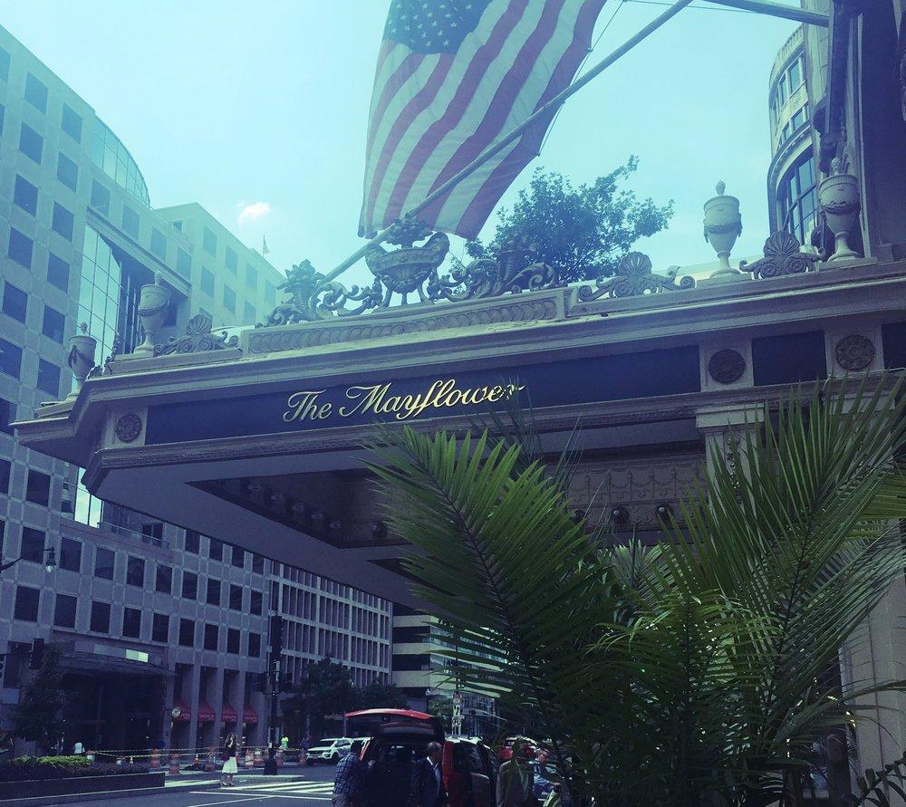 Mayflower Hotel in Washington, D.C.
