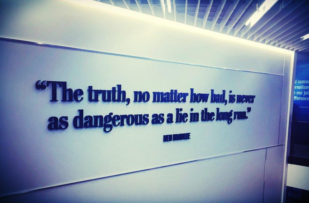Washington Post HQ