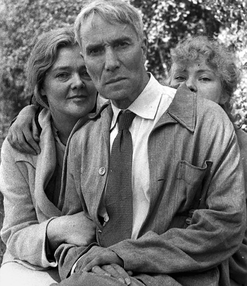Olga and Boris