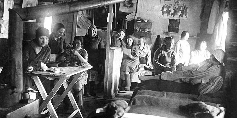Women in the Gulag