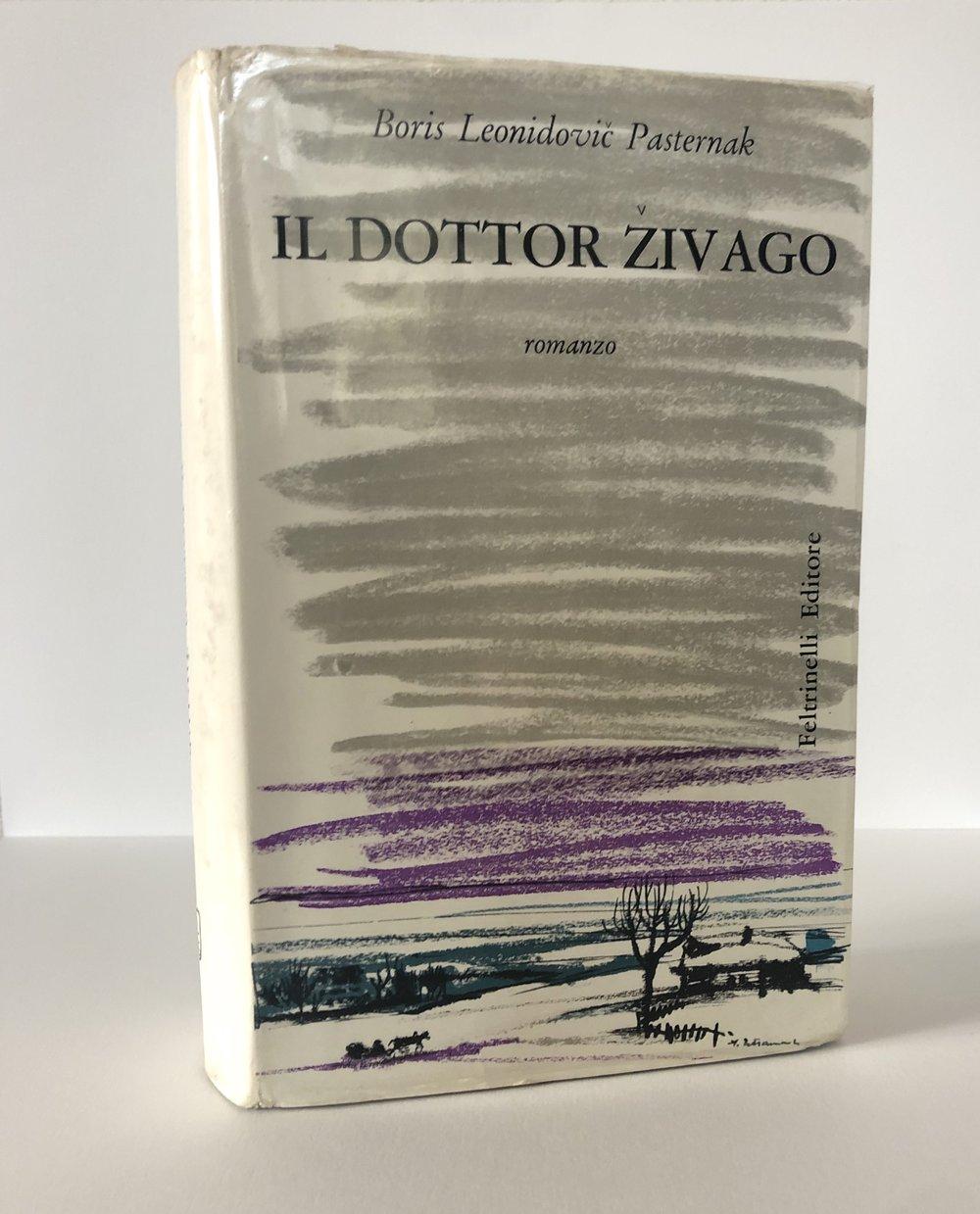 Dr. Zhivago 1st Edition