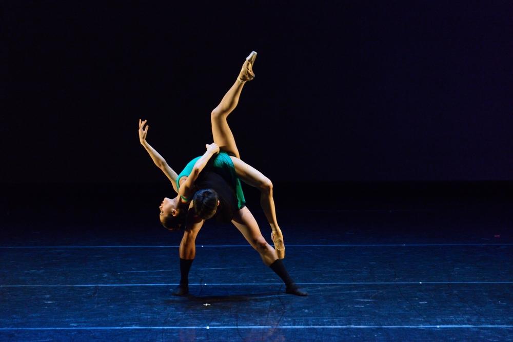 "Lahna Vanderbush and Zunyuan Gong in Annabelle Lopez Ochoa's ""Prism"""