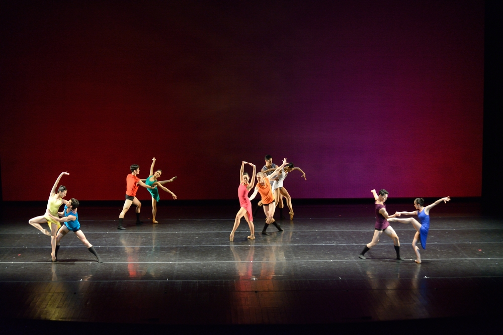 "Silicon Valley Ballet in Annabelle Lopez Ochoa's ""Prism"""