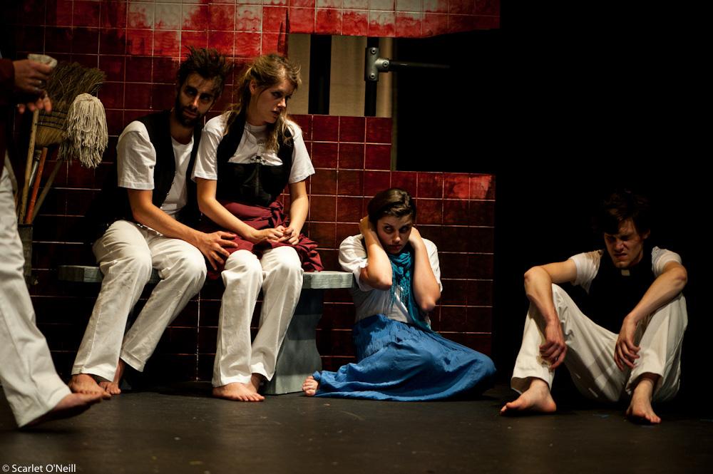 Marat/Sade- Soupcan Theatre