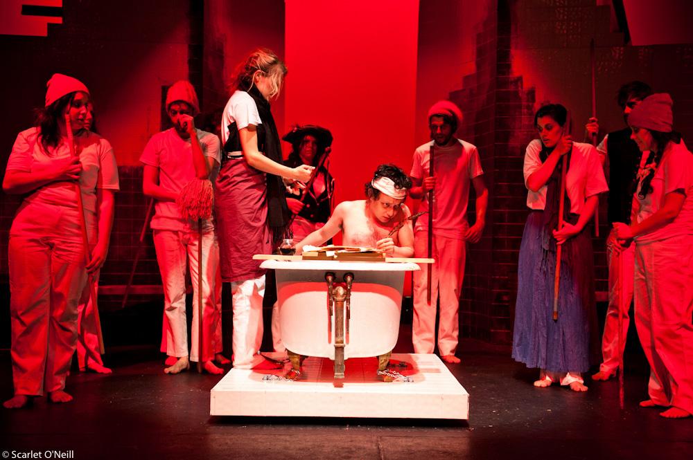 Marat/Sade - Soupcan Theatre