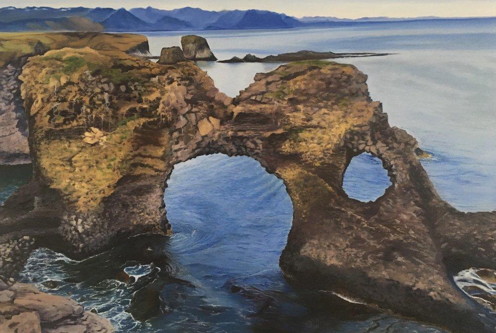 Iceland Arch