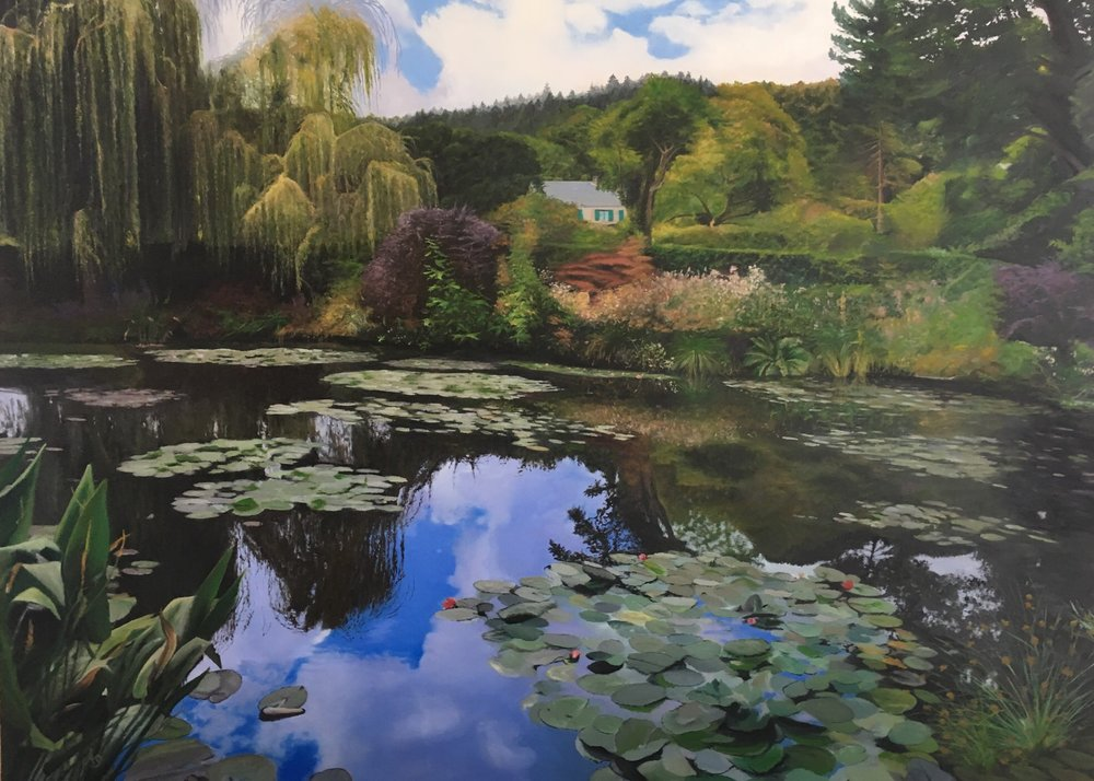 Monet's Backyard