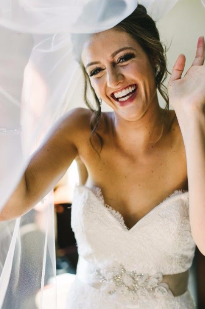 """Rae is amazing!! My eyelashes looked incredible for my wedding thanks to her! I always have so much fun at my appointments, and she is always checking in to make sure I am satisfied!! I highly recommend her! You won't regret it!"""