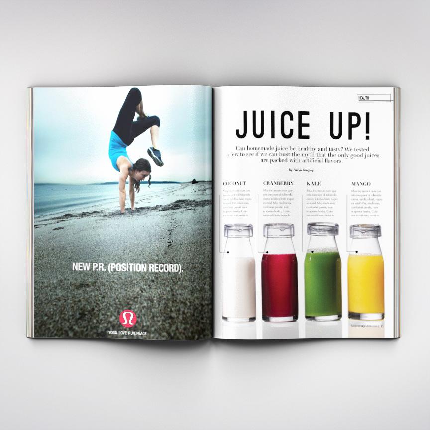 Magazine publishing business plan