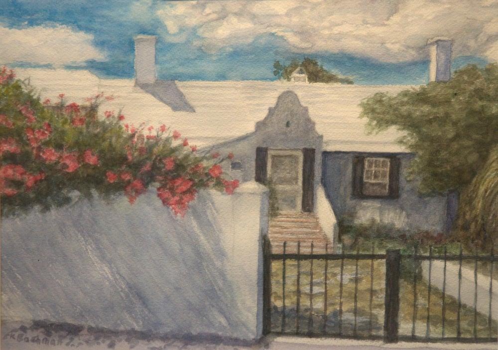 Old Bermuda Rectory