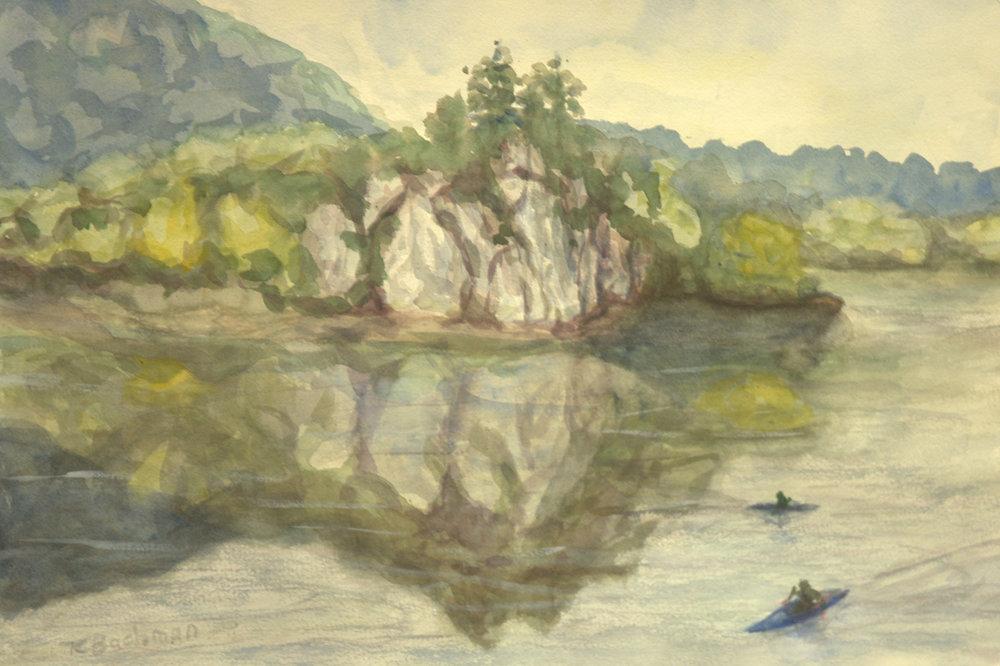 Potomac Kayaking