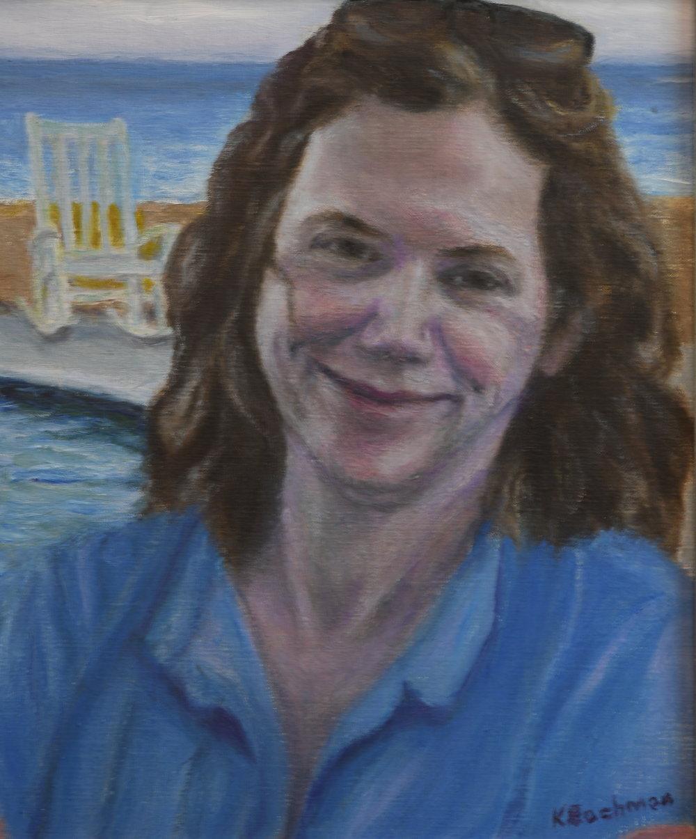 Meagan Portrait