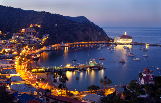 Catalina Island yacht charters