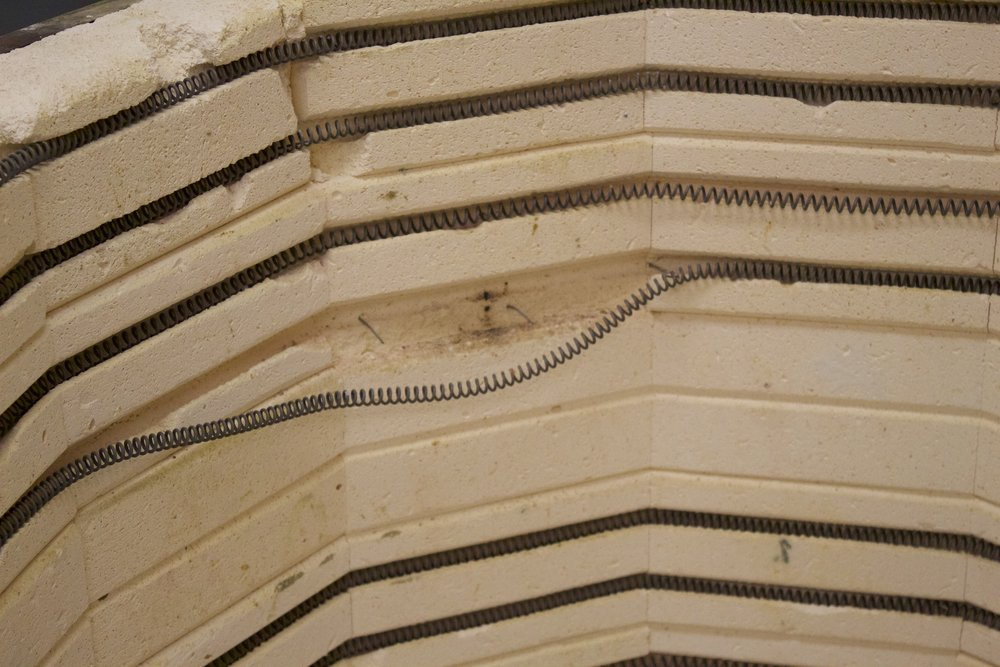 sagging elements and brickwork needed