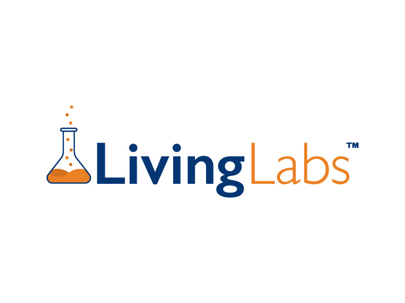 Living Labs - Header Illustration