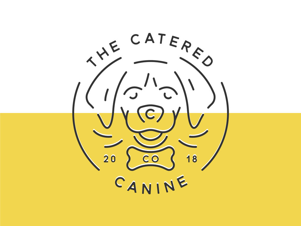 Catered Canine - Logo Design