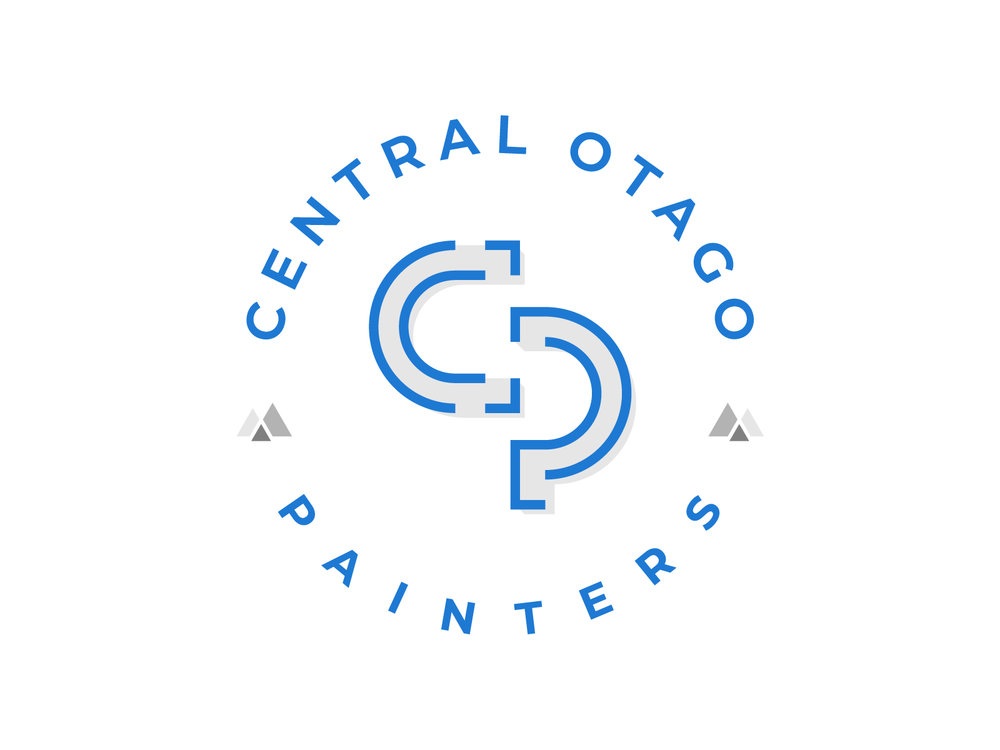Central Otago Paint - Logo Design