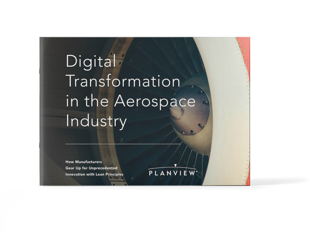 Digital Transformation in the Aerospace Industry - The first e-book I created for Planview around how Lean is leading innovation in the aerospace industry. I was given the opportunity to create interesting layouts with excellent photography from Unsplash.