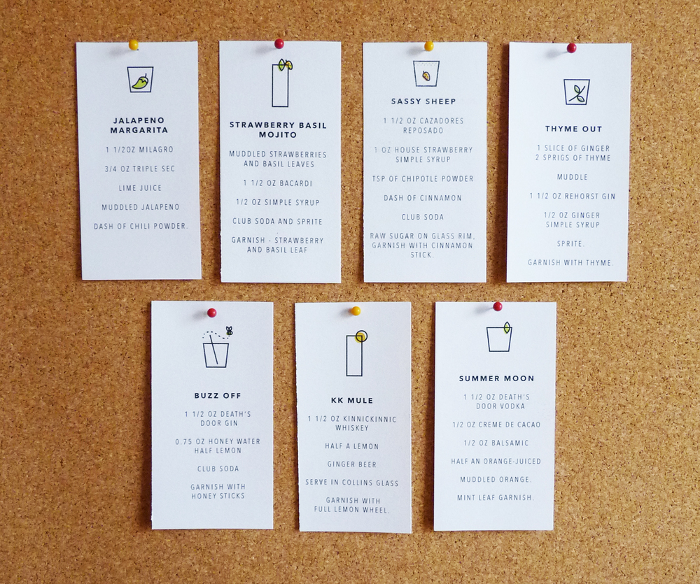drinkcards