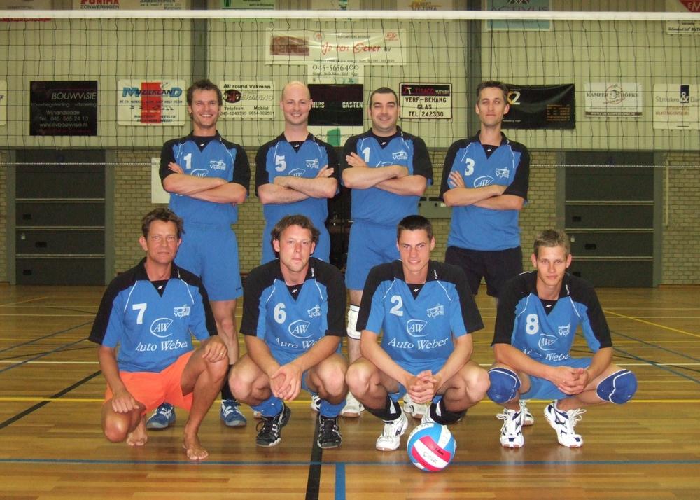 Heren 1 Vludoc '98 Seizoen 2006/2007