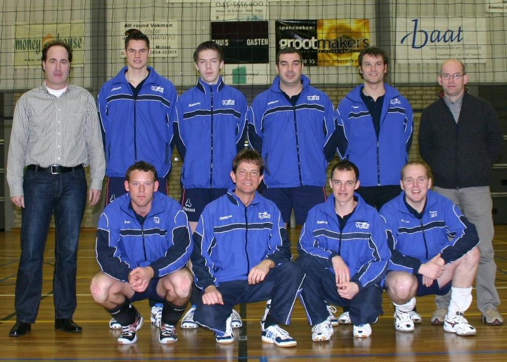 Heren 1 Vludoc '98 Seizoen 2008/2009