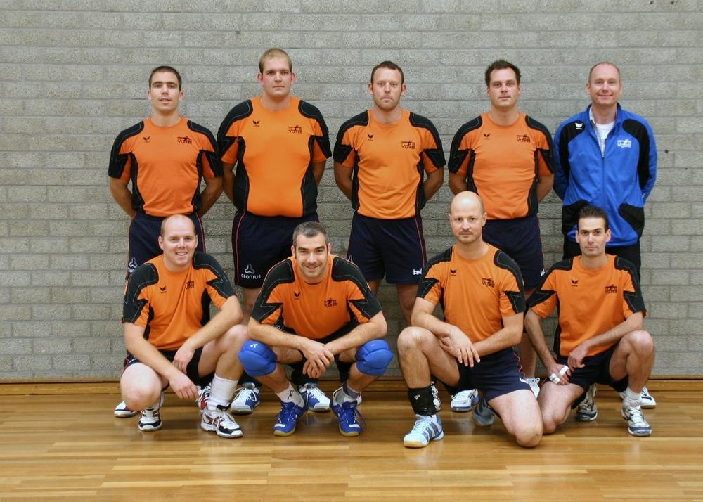 Heren 1 Vludoc '98 Seizoen 2012/2013