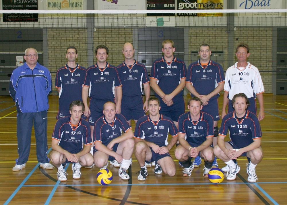 Heren 1 Vludoc '98 Seizoen 2010/2011