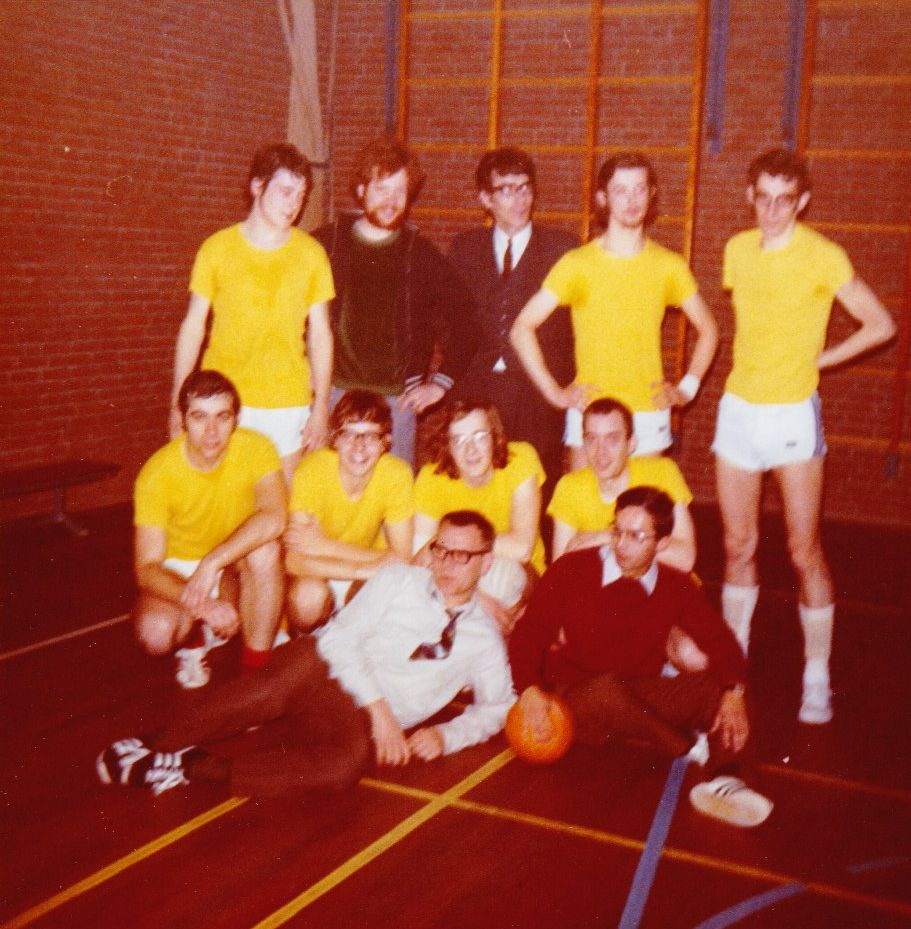 Heren 1 Luckreack Seizoen 1971/1972