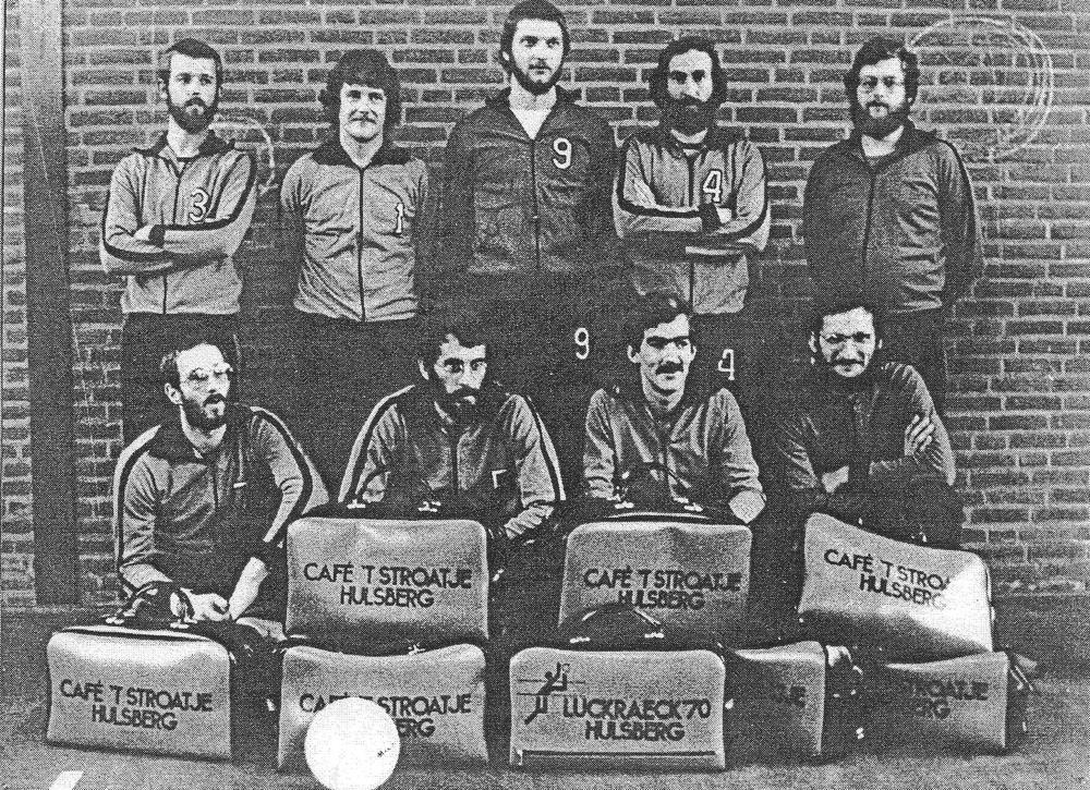 Heren 1 Luckraeck Seizoen 1977/1978