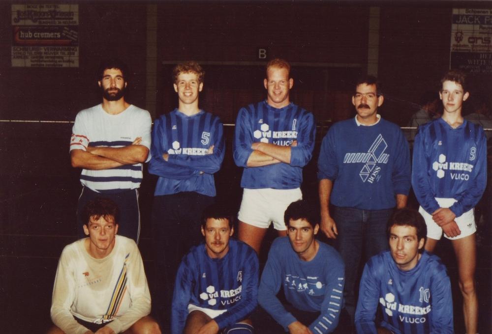 Heren 1 Vluco '86 Seizoen 1988/1989