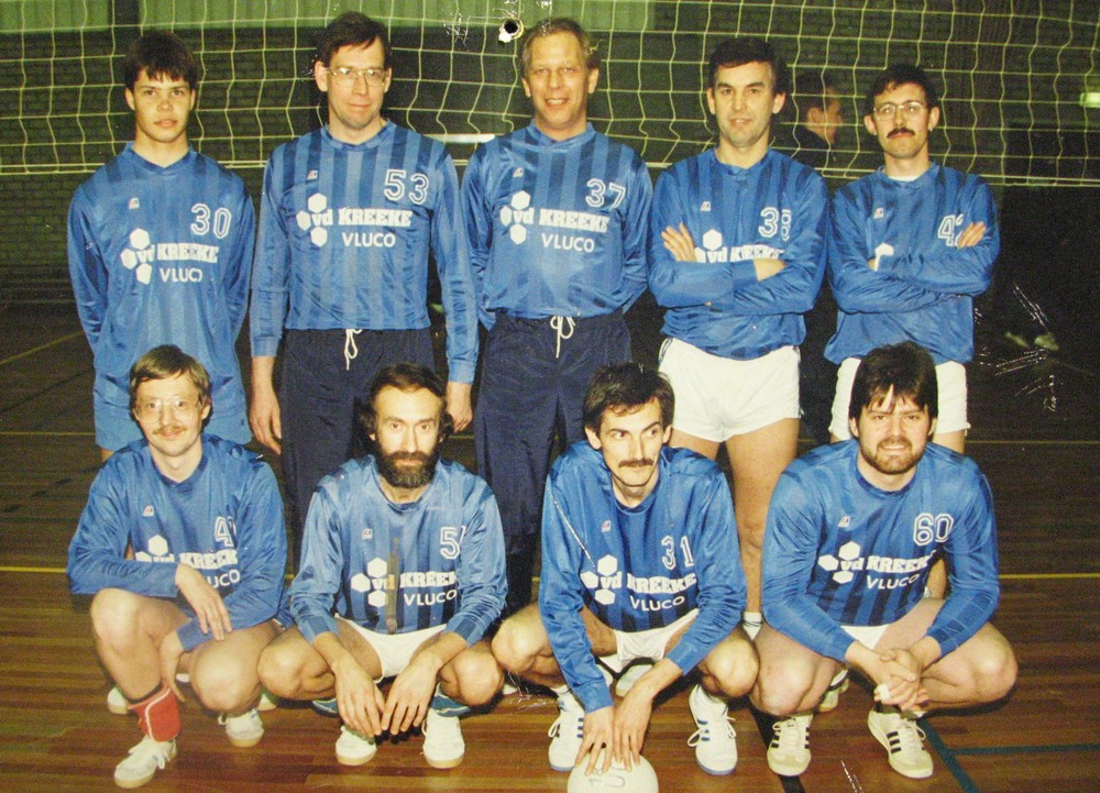 Heren 4 Vluco '86 Seizoen 1991/1992