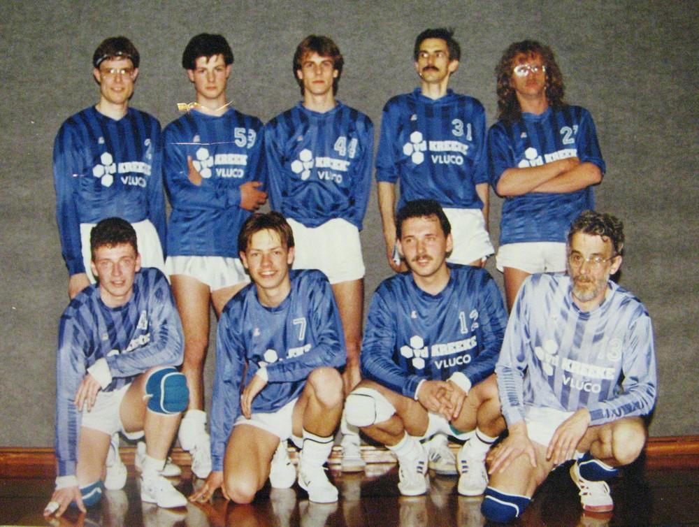 Heren 2 Vluco '86 Seizoen 1991/1992