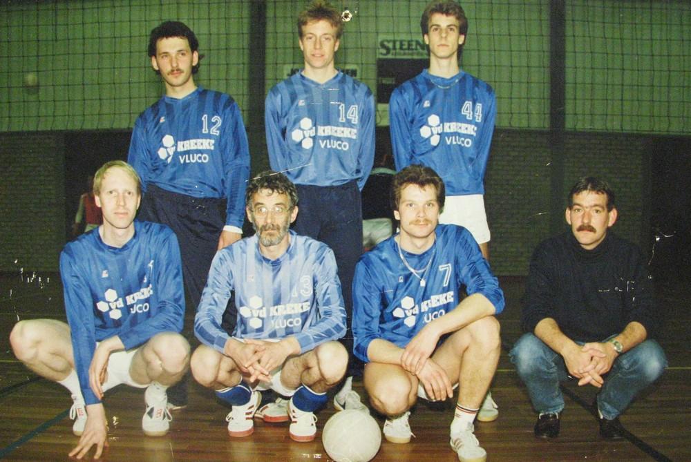Heren 3 Vluco '86 Seizoen 1991/1992