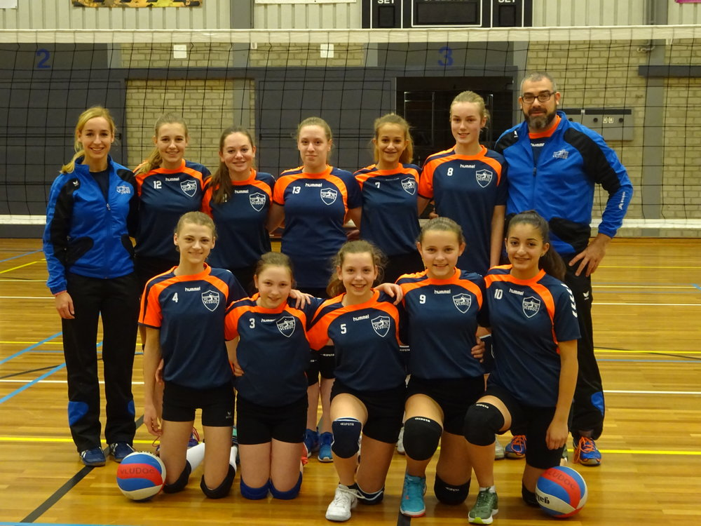 Meisjes C Vludoc '98 Seizoen 2016/2017