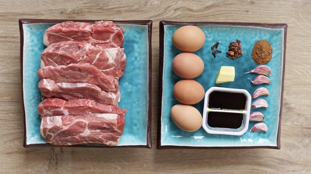 Five Spice Braised Pork (Loh Bak)